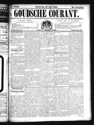 Goudsche Courant 1914-04-23