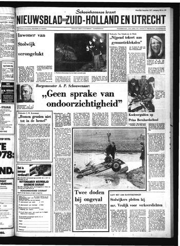 Schoonhovensche Courant 1977-12-05