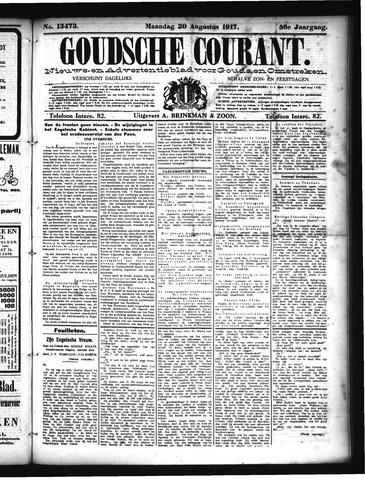 Goudsche Courant 1917-08-20