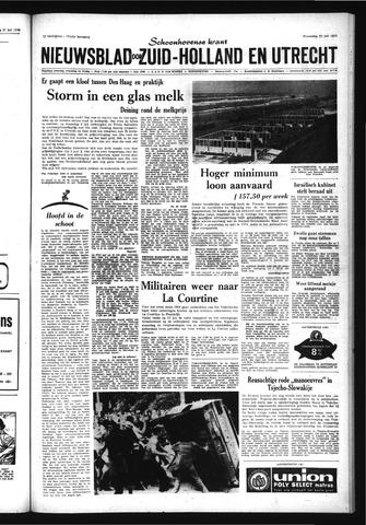 Schoonhovensche Courant 1970-07-29