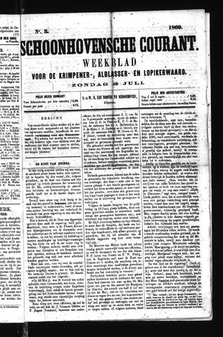 Schoonhovensche Courant 1869-07-18