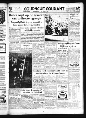 Goudsche Courant 1958-08-19