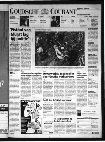 Goudsche Courant 2004-03-31