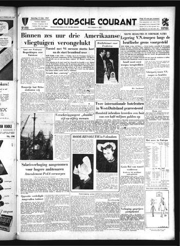 Goudsche Courant 1957-02-02