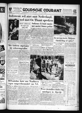 Goudsche Courant 1962-01-22