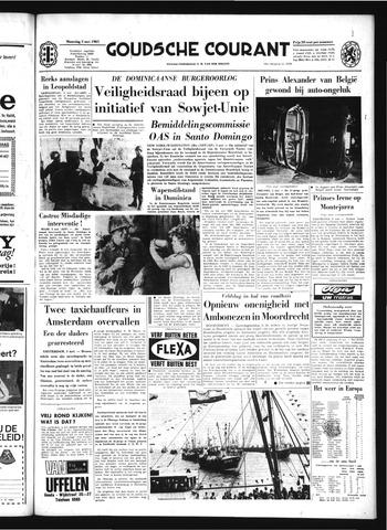 Goudsche Courant 1965-05-03