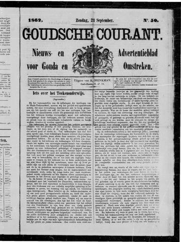 Goudsche Courant 1862-09-21