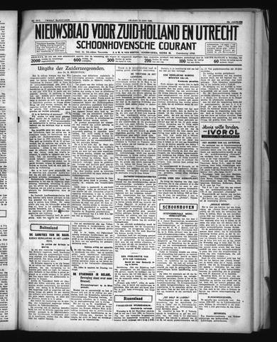 Schoonhovensche Courant 1936-06-19