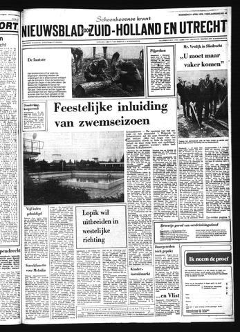 Schoonhovensche Courant 1979-04-11