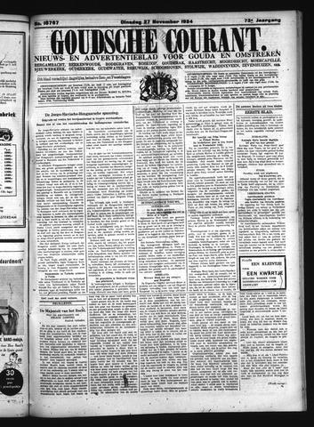 Goudsche Courant 1934-11-27