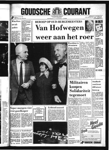 Goudsche Courant 1981-12-31