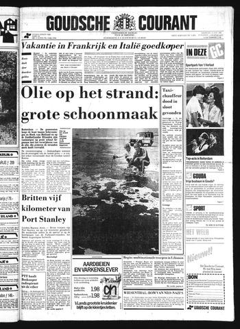Goudsche Courant 1982-06-14
