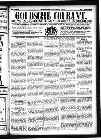 Goudsche Courant 1925-08-06