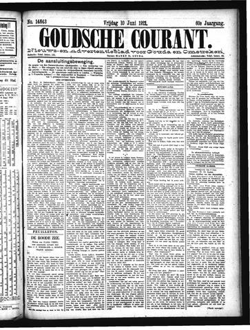 Goudsche Courant 1921-06-10