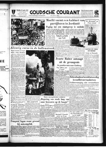 Goudsche Courant 1957-04-15