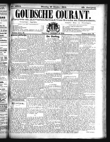 Goudsche Courant 1914-10-27