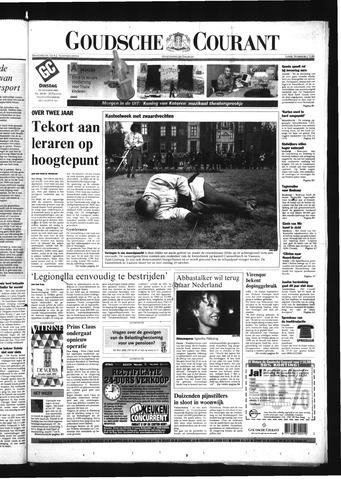 Goudsche Courant 2000-10-24