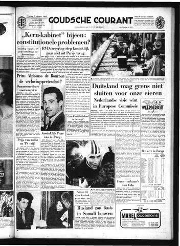 Goudsche Courant 1964-02-07
