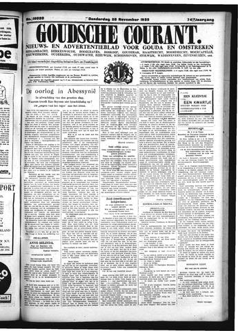 Goudsche Courant 1935-11-28