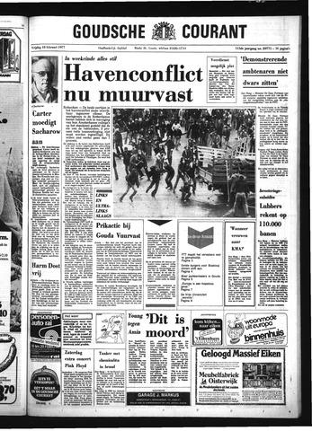 Goudsche Courant 1977-02-18