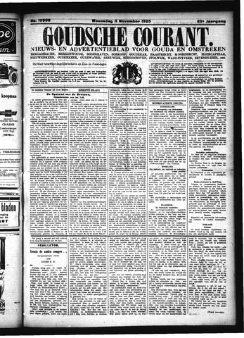 Goudsche Courant 1925-11-11