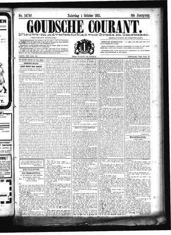 Goudsche Courant 1921-10-01