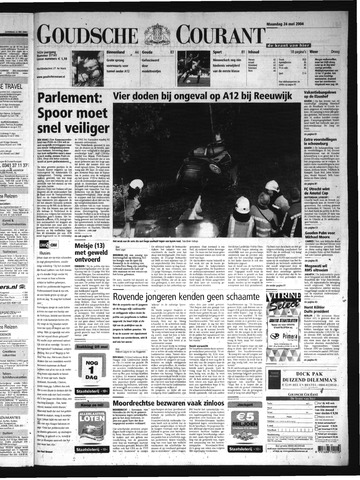 Goudsche Courant 2004-05-24