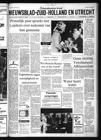 Schoonhovensche Courant 1972-08-25