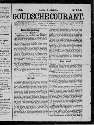 Goudsche Courant 1868-08-09