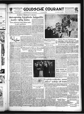 Goudsche Courant 1952-01-26
