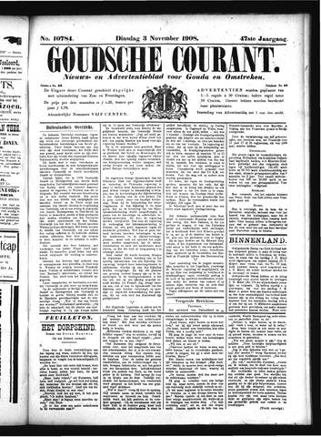 Goudsche Courant 1908-11-03