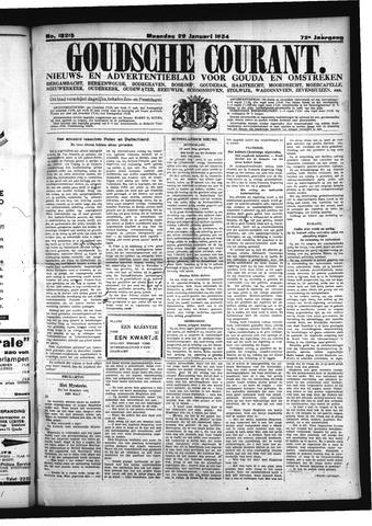 Goudsche Courant 1934-01-29