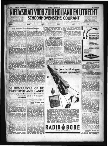 Schoonhovensche Courant 1936