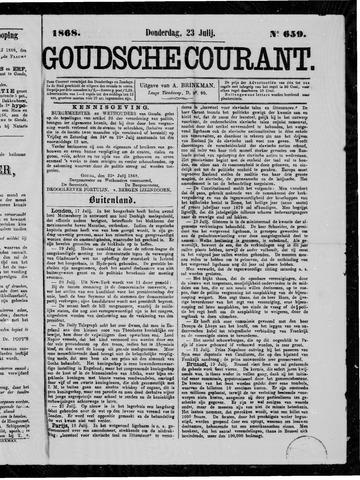Goudsche Courant 1868-07-23
