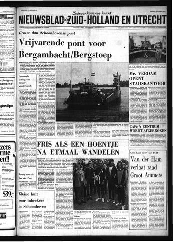 Schoonhovensche Courant 1974-08-12