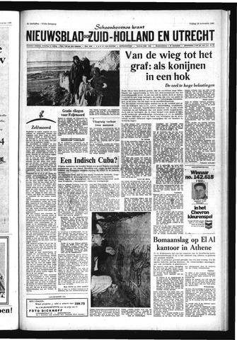 Schoonhovensche Courant 1969-11-28