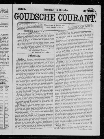 Goudsche Courant 1864-12-15