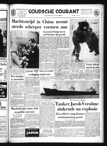 Goudsche Courant 1967-01-23