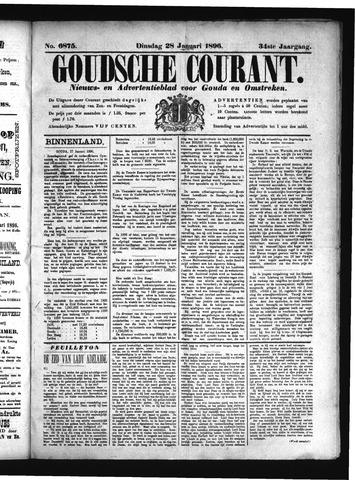 Goudsche Courant 1896-01-28