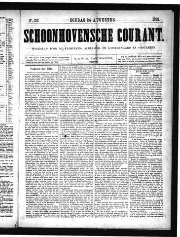 Schoonhovensche Courant 1873-08-24