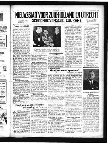 Schoonhovensche Courant 1949-03-16