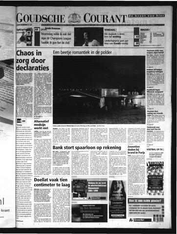 Goudsche Courant 2005-08-26