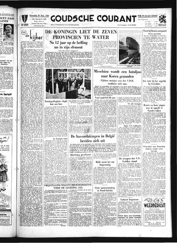 Goudsche Courant 1950-08-23