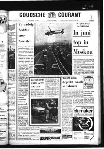 Goudsche Courant 1974-04-13
