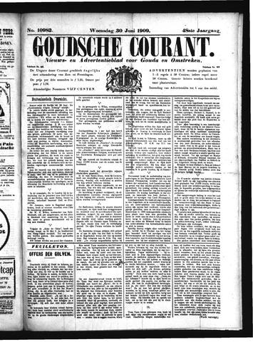 Goudsche Courant 1909-06-30