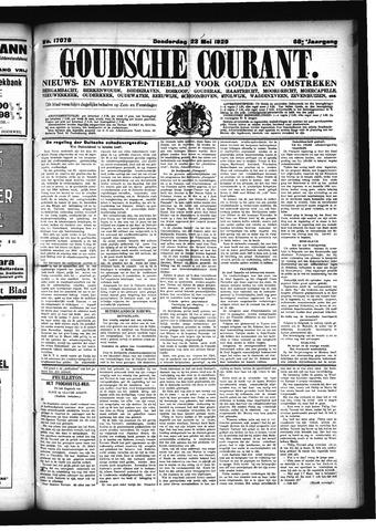 Goudsche Courant 1929-05-23