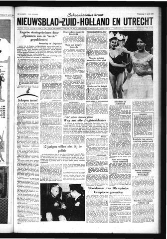 Schoonhovensche Courant 1963-04-17