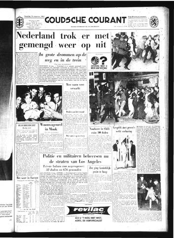 Goudsche Courant 1965-08-16