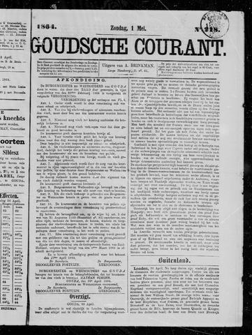 Goudsche Courant 1864-05-01