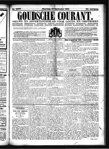 Goudsche Courant 1926-09-20